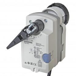 Siemens GSD141.9A forgatómotor golyóscsapokhoz AC/DC 24 V, On-Off, 2 Nm, 30 s