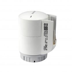 Siemens STA23/00 Termoelektromos szelepmozgató motor csatlakozó kábel nélkül AC 230V NC