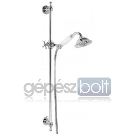 Ferro Retro rudas zuhanyszett kézizuhannyal