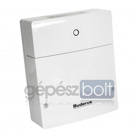 Buderus Logamatic web KM200 Távvezérlő rendszer
