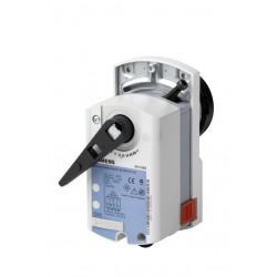 Siemens GDB341.9E Motor VAI6…/VBI6... és VAG6…/VBG6... csapokhoz, AC 230 V, 2- vagy 3-pont szabályozás