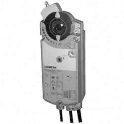 Siemens GCA121.1E Zsalumozgató motor, AC 24 V, 2-pont, forgó, 16 Nm, rugóvisszatérítés, 90/15 sec.