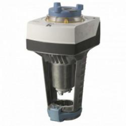 Siemens SAV61.00 Szelepállító motor, AC/DC 24 V, DC 0...10 V, 1600 N záróerő, 120 s futásidő
