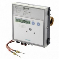 """Siemens UH50-A05-00 Qn:0.6m3/h 110mm b. hossz, PN16, NA15 G3/4"""" menetes csat, Fűtés alkalmazáshoz, Elem és kieg. nélkül!"""