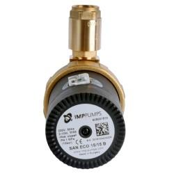 IMP PUMPS SAN ECO 15/15B HMV cirkulációs szivattyú