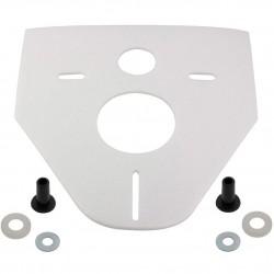 Haas Zajcsökkentő készlet fali WC-hez és bidékhez 372 x 422 mm