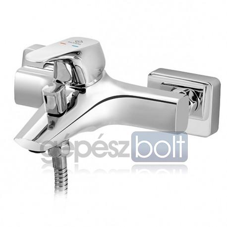 Mofém Flow Kádtöltő csaptelep zuhanyszettel