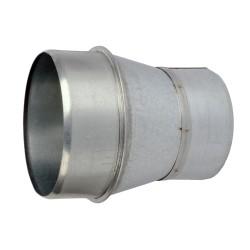 Aereco AEA 809 Csatlakozó VAM központi ventilátorhoz Ø125/100 mm