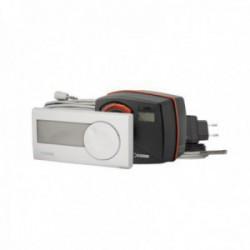 ESBE CRB111 Szobahőmérséklet követő vezérlő beltéri egységgel, 230 V AC 6 Nm