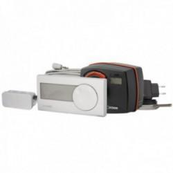 ESBE CRB114 Szobahőmérséklet követő vezérlő beltéri egységgel, 230 V AC 6 Nm