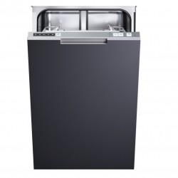 Teka DW8 40 FI beépíthető mosogatógép