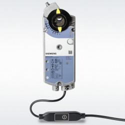 Siemens GIB161.1E/MO Damper Actuator Modbus