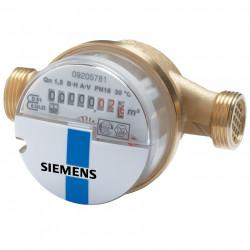 Siemens WFK30.D080 Vízmennyiségmérő egysugaras Hideg Qn 15 m³/h 80 mm