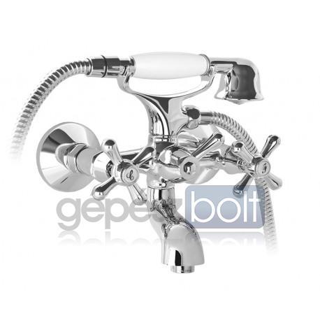 Mofém Treff Kádtöltő csaptelep zuhanyszettel