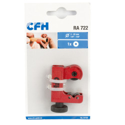"""CFH RA 722 csővágó 3-22 mm, 1/8""""-7/8"""""""