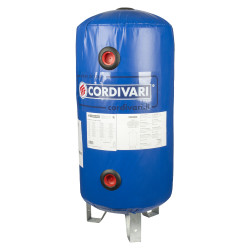 Cordivari hűtési puffer 100 ACQ REF.ZC20VT20 mm páraz.szig. -10/50 C  PN-6 bar