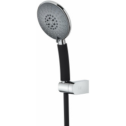 Teka SENSE zuhanyszett, fekete-króm