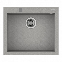 Teka Forsquare 50.40 TGFszürke gránit mosogató 570 x 500 mm