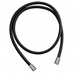 Teka 1,75 m flexibilis fekete design gégecső