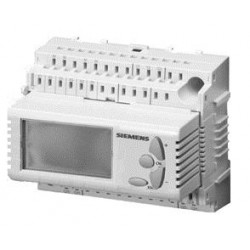 Siemens RLU222 Synco200 univerzális szabályozó 4UI 1DI 2AO 2DO