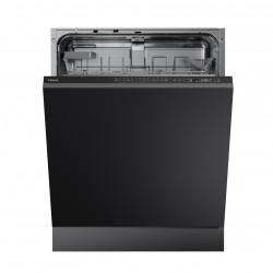 Teka DFI 46900 Teljesen beépíthető mosogatógép