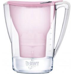 BWT Penguin 2.7 Mg2+ longlife rózsaszín asztali vízszűrő kancsó + 1 szűrőbetét