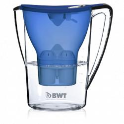 BWT Penguin 2.7 Mg2+ longlife kék asztali vízszűrő kancsó + 1 szűrőbetét