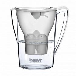 BWT Penguin 2.7 Mg2+ longlife fehér asztali vízszűrő kancsó + 1 szűrőbetét
