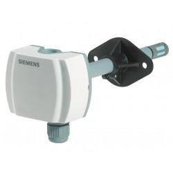 Siemens QFM2100 Légcsatornába helyezhető páratartalom érzékelő DC 0...10 V