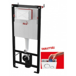 Alcaplast AM101/1120 Sádromodul Falsík alatti WC szerelési rendszer száraz szereléshez (gipszkarton)