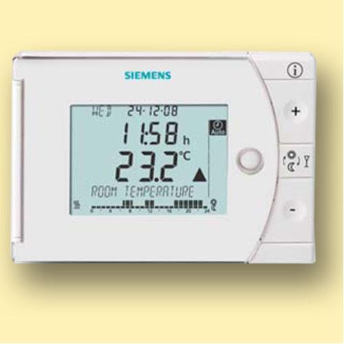 Graphic Dna Conexión Del Termostato Siemens Rev24